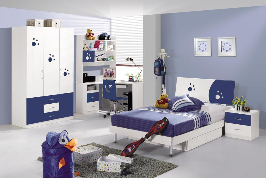 Boys Bedroom Set 5 - KidsZone Furniture