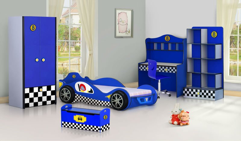 Boys Bedroom Set 11 KidsZone Furniture  Product Categories Sets