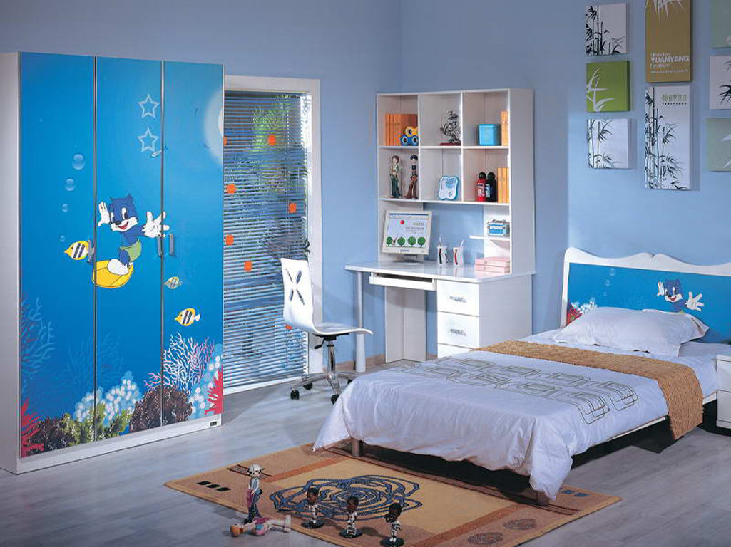 kidszone furniture boys bedroom set 1. Black Bedroom Furniture Sets. Home Design Ideas