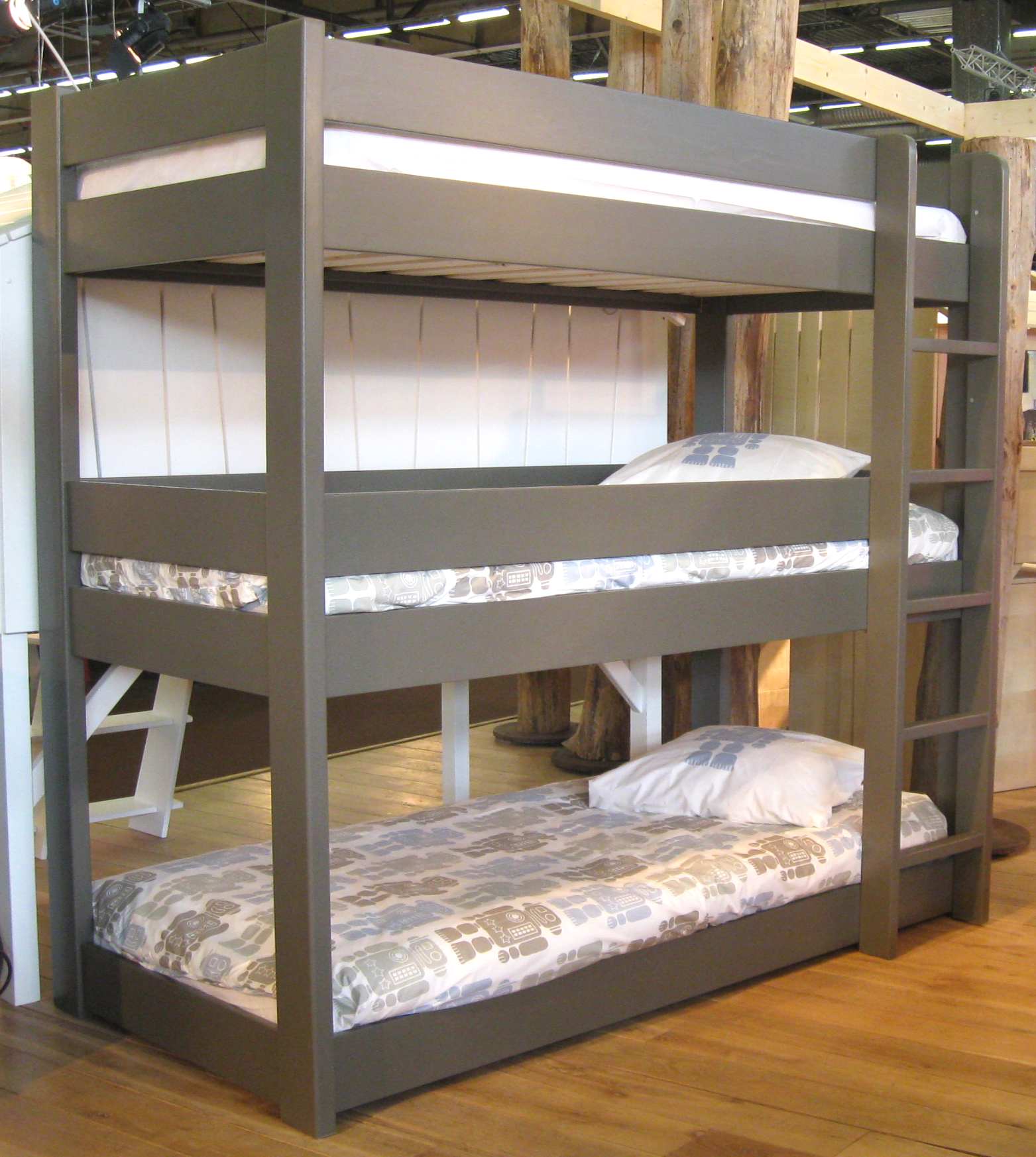 Kidszone furniture bunk bed 20 for Furniture zone beds
