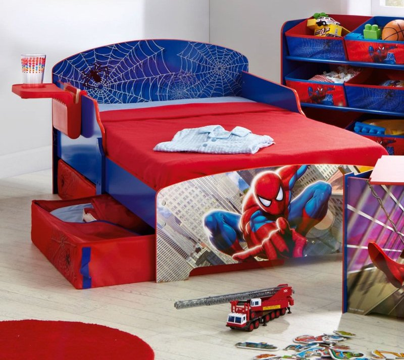 Car Bed 7 Kidszone Furniture