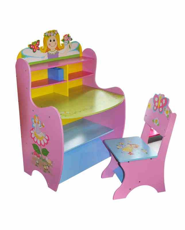 KidsZone Furniture Study Table 8