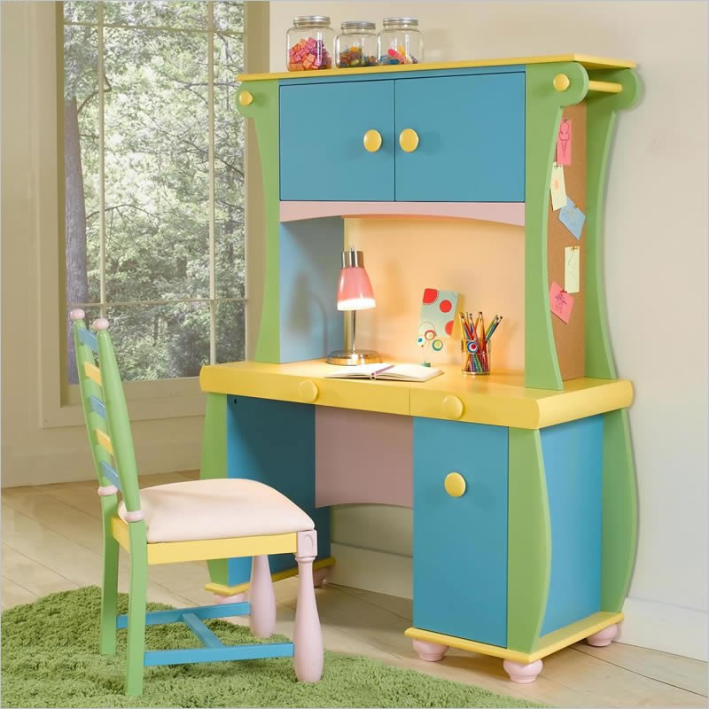 Study Room Designs For Kids: KidsZone Furniture